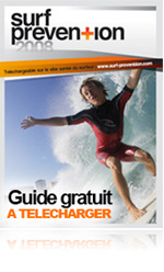 Le guide surf prévention