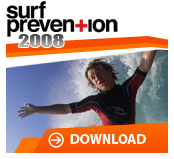 Guide surf pévention anglais